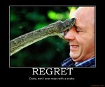 When to Regret