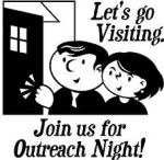 OUTreach ='s reaching OUT
